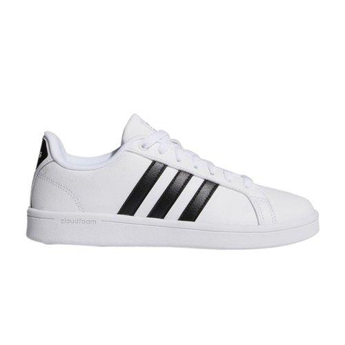 adidas Cloudfoam Advantage 'White Black'