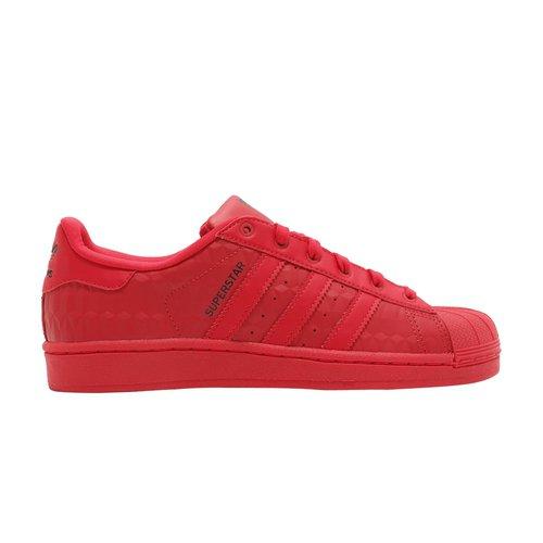 adidas Superstar 'Ray Red' - S76353 | Solesense