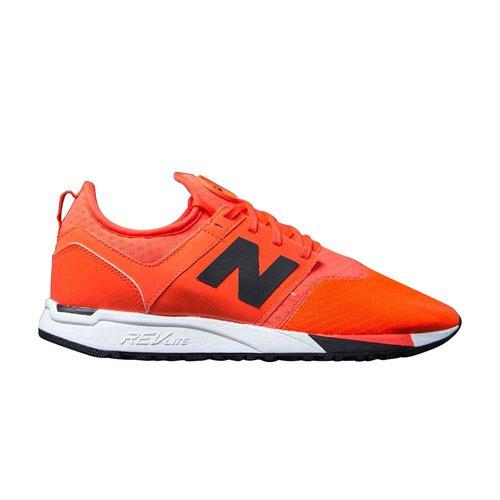 New Balance 247 Sport 'Orange/Black' - MRL247OR   Solesense