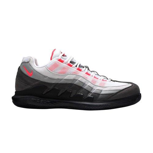 NikeCourt Zoom Vapor X Air Max 95 'Solar Red' - DB6064-100 | Solesense