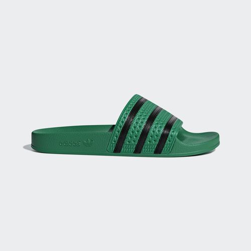 good texture price reduced catch adidas Adilette Slides 'Bold Green'
