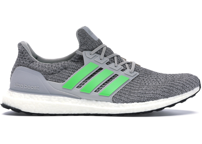separation shoes e1f41 b009c adidas Ultraboost 4.0 'Grey Lime'