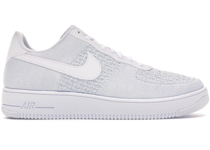 promo code 477f9 c740d Nike Air Force 1 Flyknit Low 2.0 'Pure Platinum'