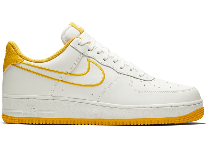 new product 24632 902fe Nike Air Force 1 Low '07 Leather 'Ochre'