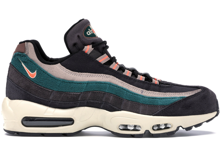 quite nice ecfcf d0776 Nike Air Max 95 Premium 'Oil Grey Teal'