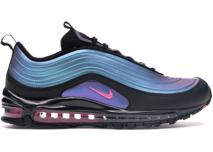 Undefeated Nike Air Max 97 OG Black HD review from