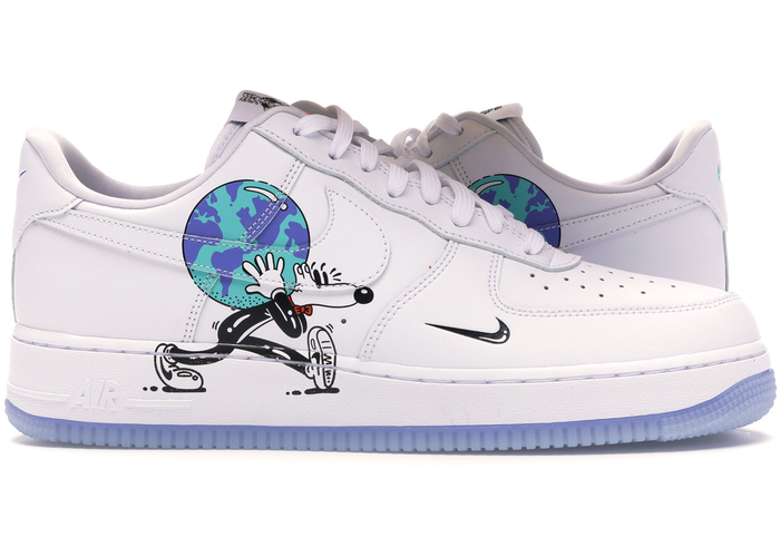 Nike Steven Harrington x Air Force 1 Low Flyleather QS 'Earth Day'